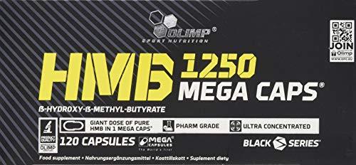 Olimp HMB 1250 Mega Caps, 120 Kapseln