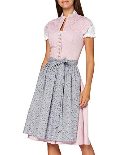 BERWIN & WOLFF TRACHT FOLKLORE LANDHAUS Damen Dirndl Kleid 896039 Größe 48