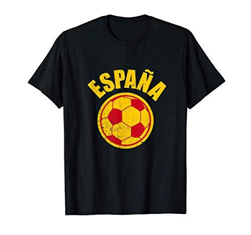 Fussballfan Spanien Flagge I Fußball Trikot & T-Shirt