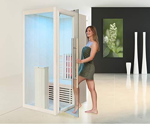 Infrarotkabine WELCON® Easytherm Solo - Sauna für eine Person