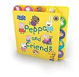 Peppa Pig: Peppa and Friends: Tabbed Board Book