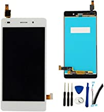 5.0'' LCD + TP Replacement For Huawei P8 Lite ALE-L04 L21 TL00 L23 CL00 L02 UL00 Display Touch Screen digitizer glass Assembly (white)
