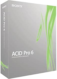 Sony ACID Pro 6 Upgrade