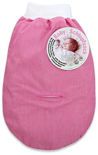 Babybay 500143 Schlupfsack mit Gurtschlitz