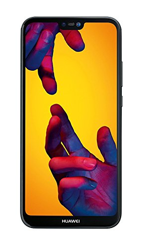 "Huawei P20 Lite 5.84"" Single SIM 4G 4GB 64GB 3000mAh Black (International Version)"