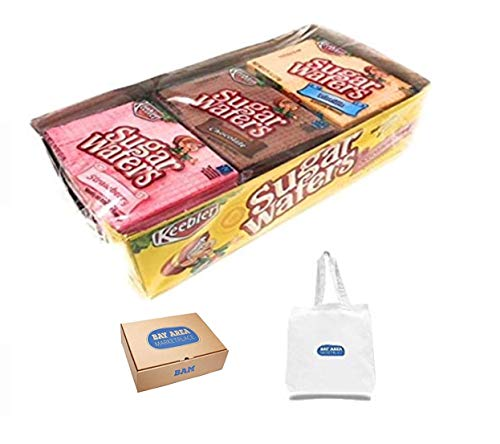 Keebler Wafers Assortment by Bay Area Market Place. Bay Area Marketplace Shipping Box and Tote Bag Included With Purchase