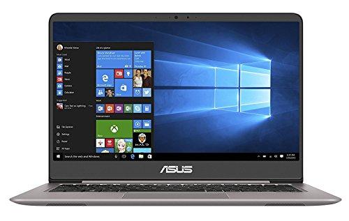 """ASUS ZenBook UX410UA-GV158T notebook/portatile Grigio Computer portatile 35,6 cm (14"""") 1920 x 1080 Pixel 2,40 GHz Intel® Core™ i3 di settima generazione i3-7100U"""