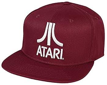 Casquette Atari logo officiel