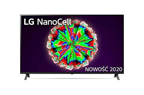 """LG TV NANOCELL 49"""" 4K 49NANO803NA SMART TV Europa Black"""
