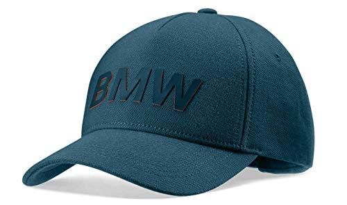 BMW Baseball Cap Wordmark Basecap Kappe Mütze Limited Blau
