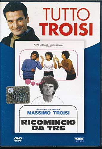 Ricomincio da tre- Tutto Troisi - DVD