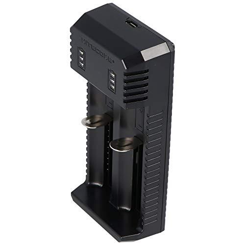 Nitecore New U i2 Intellicharger Smart Universal Rechargeable Battery Charger for Li-ion IMR 18650 18350 16340 26650 13500