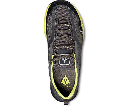 Vasque Women's Vertical Velocity Running Shoes Ebony/White 7.5 M