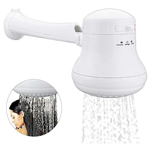 New Electric Shower Head Heater Instant Hot Water Heater Bath with Wall Support/Tube