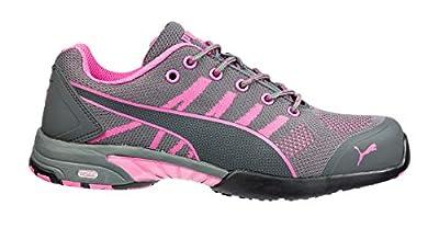 Puma Safety Celerity Knit SD Pink 9