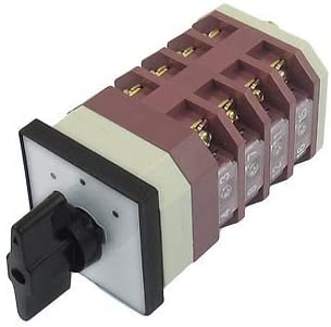 AC Indefinitely 380V 16A Locking 16 Terminals Cam Position Combination Popular 3 Chan