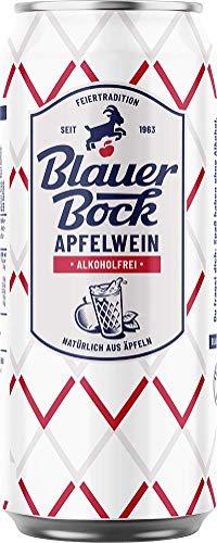 Blauer Bock Apfelwein Alkoholfrei 24 x 0,5 Liter