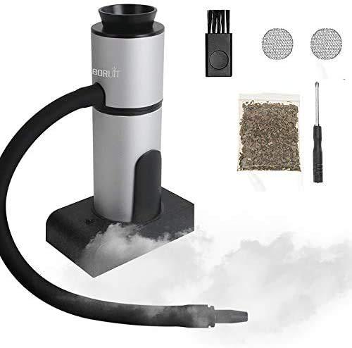 Ancocs Pistola Affumicatore,Affumicatore a freddo da cucina,Smoking Gun PROFESSIONALE ideale per cibi e cocktails.Magic...