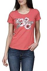 Pepe Jeans Camiseta de Manga Corta Kaia para Mujer