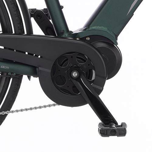 FISCHER Herren – E-Bike Trekking VIATOR 4.0i (2020), grün matt, 28 Zoll, RH 50 cm, Mittelmotor 50 Nm, 48 Volt Akku im Rahmen Bild 3*