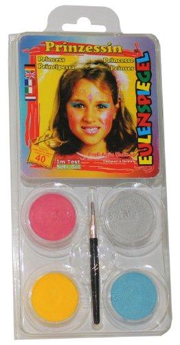 Eulenspiegel Make Up -Set Princesse /Maquillage