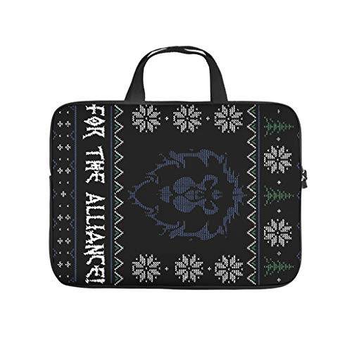 For the Allianz laptop bag, wow large carry on handle case for work/business/school/college/travel