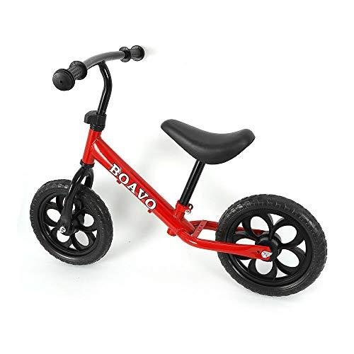 Bicicletas para niños, ruedas para niños Rueda de aprendizaje Rueda de aprendizaje de 12 pulgadas para niños de 2 a 3 años
