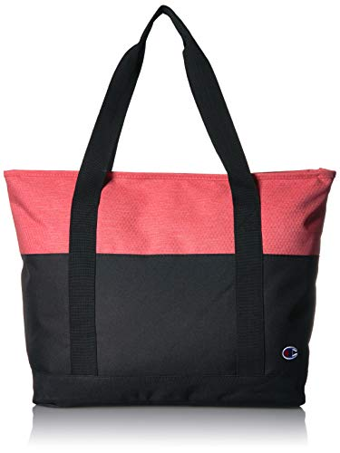 Champion Unisex-Adult's Signal Tote, Pink, One Size