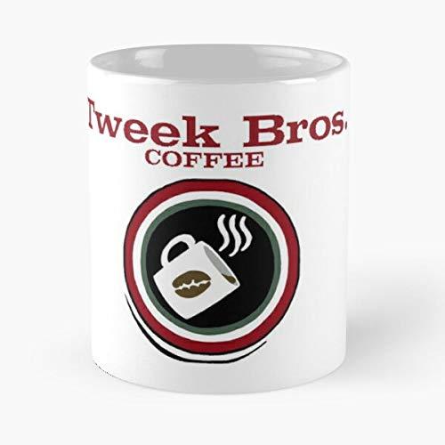 5TheWay Tweek Bros Sp Stick Truth Tweak South The of Coffee Sot Park - Best 11 oz Kaffeebecher - Nespresso Tassen Kaffee Motive