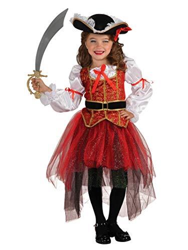 Rubies Costume Officiel de Princesse des Mers Costume pour Filles, Taille M.