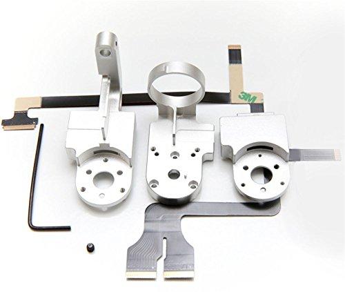 Power yes リボンケーブルキット+ ジンバルヨーアーム+ロールアーム+カバーコンボ適用 DJI Phantom 3 Advanced & Pro (P3A/P Full Kit)