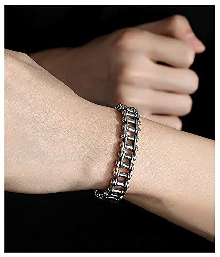 925 zilveren armband sieraden locomotief mannen armband, casual mode armband sieraden accessoires paar ketting gift souvenir