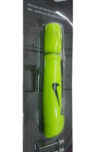 Nike Ball Pump Ballpumpe, Volt/Black, One Size