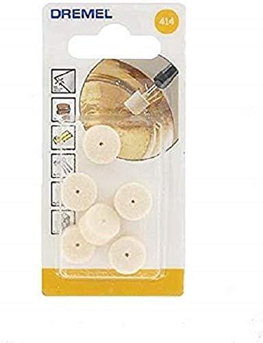 Dremel 13,0 mm Filzscheibe (Use 401) 2615041432