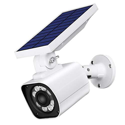 DUOCACL Simulation Camera Light Solar Motion Sensor Light Outdoor Security Lights IP66 Waterproof Wireless for Porch Garden Patio Driveway Pathway