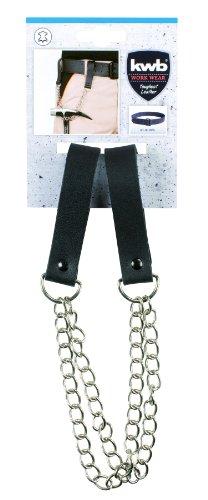kwb 905910 Hammerkette mit Leder-Laschen