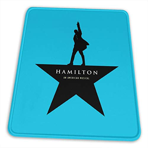 Hamilton an American Musical Mouse Pad Gaming Mouse Pad Laptop Mouse-Pads Office Mouse Pad