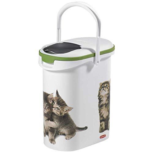 Curver Contenedor Alimentos 4 Kg Gatos: Amazon.es: Productos para ...