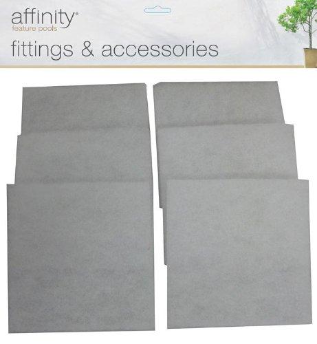 Blagdon Affinity Wellengerät für Gartenteich, groß, achteckig