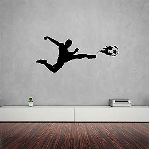 Sticker Wandeinrichten Der Kamera - Einrichten Der Kamera/Einrichten Der Kamera Für Eine Person/Fußball-Americano-Kamera/Al Coperto