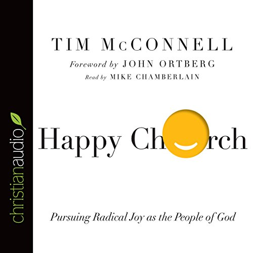 Happy Church cover art