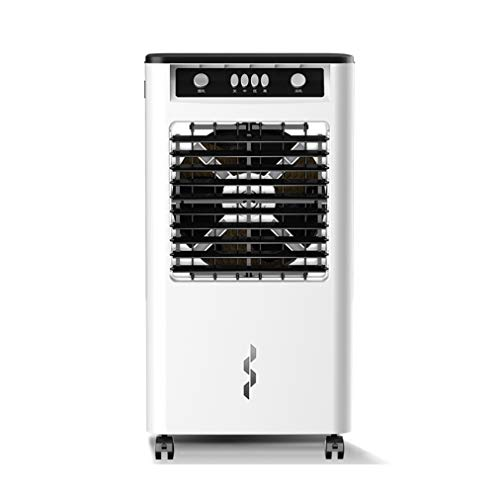 Air coolers Portable Evaporative,Compact Cooling Tower Fan,Mobile Air Conditioner Portable,Quiet, 3-Wind Type Space Cooler,Perfect For Hot And Dry Climates, Have Low Power Consumption,