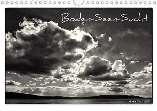 Boden-Seen-Sucht (Wandkalender 2021 DIN A4 quer)