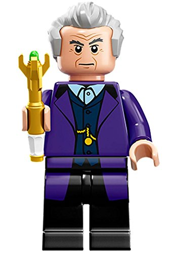 LEGO Ideas 21304 Twelfth (12th) Dr (Doctor) Who Minifigure - Peter Capaldi