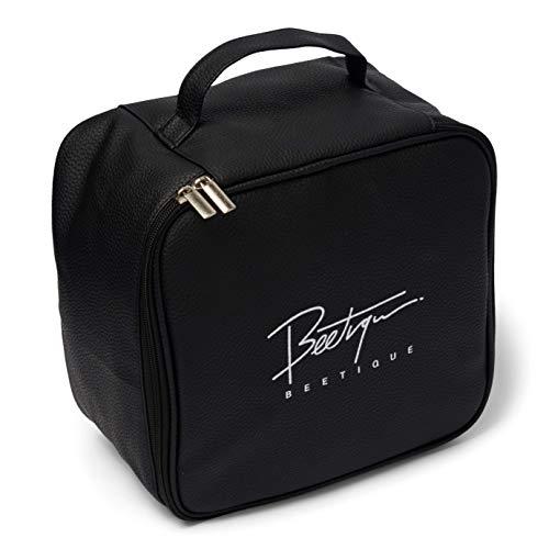 BEETIQUE® Beauty Bag - Große Kosmetik Travel Bag - Premium Make Up Tasche - Mit Individuell Anpassbarem Trennsystem - Schminktasche Zum Reisen - 1 Stück
