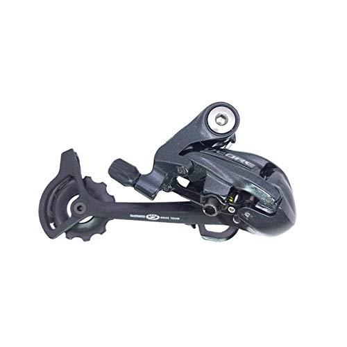 Hohe Qualität Shimano Deore RD-M592 M591 9-Fach 9S Fahrrad Schaltwerk 9S Schattensystem M590 M591 M592 9V MTB Gebirgsfahrradheckschalter (Color : RD M591)