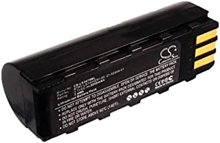 Cameron-Sino Replacement Battery for Symbol Barcode Scanner DS3478, DS3578, DSS3478, LS3478, LS3478ER, LS3578, MT2000, MT2070, MT2090, NGIS, XS3478