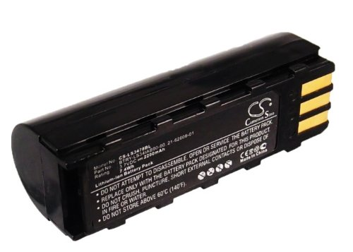 Battery for Symbol DS3578 Li-Ion 3.7V 2200mAh - BTRY-LS34IAB00-00, 21-62606-01