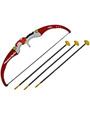 Perpetual Bliss Archery Bow and Arrow Game for Kids|with 3 Suction Cup Arrow|Strong String Thread|Sport