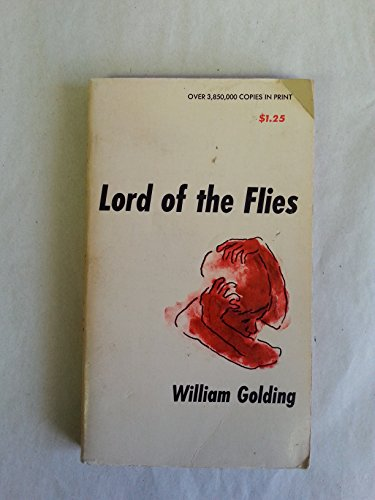 Lord of the Flies B000PXEVLQ Book Cover